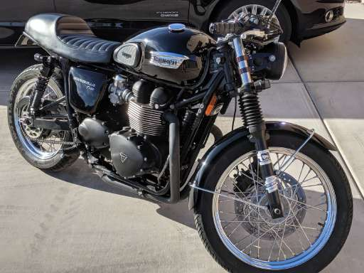 Superb Bonneville T100 For Sale Triumph Motorcycles Cycle Trader Spiritservingveterans Wood Chair Design Ideas Spiritservingveteransorg