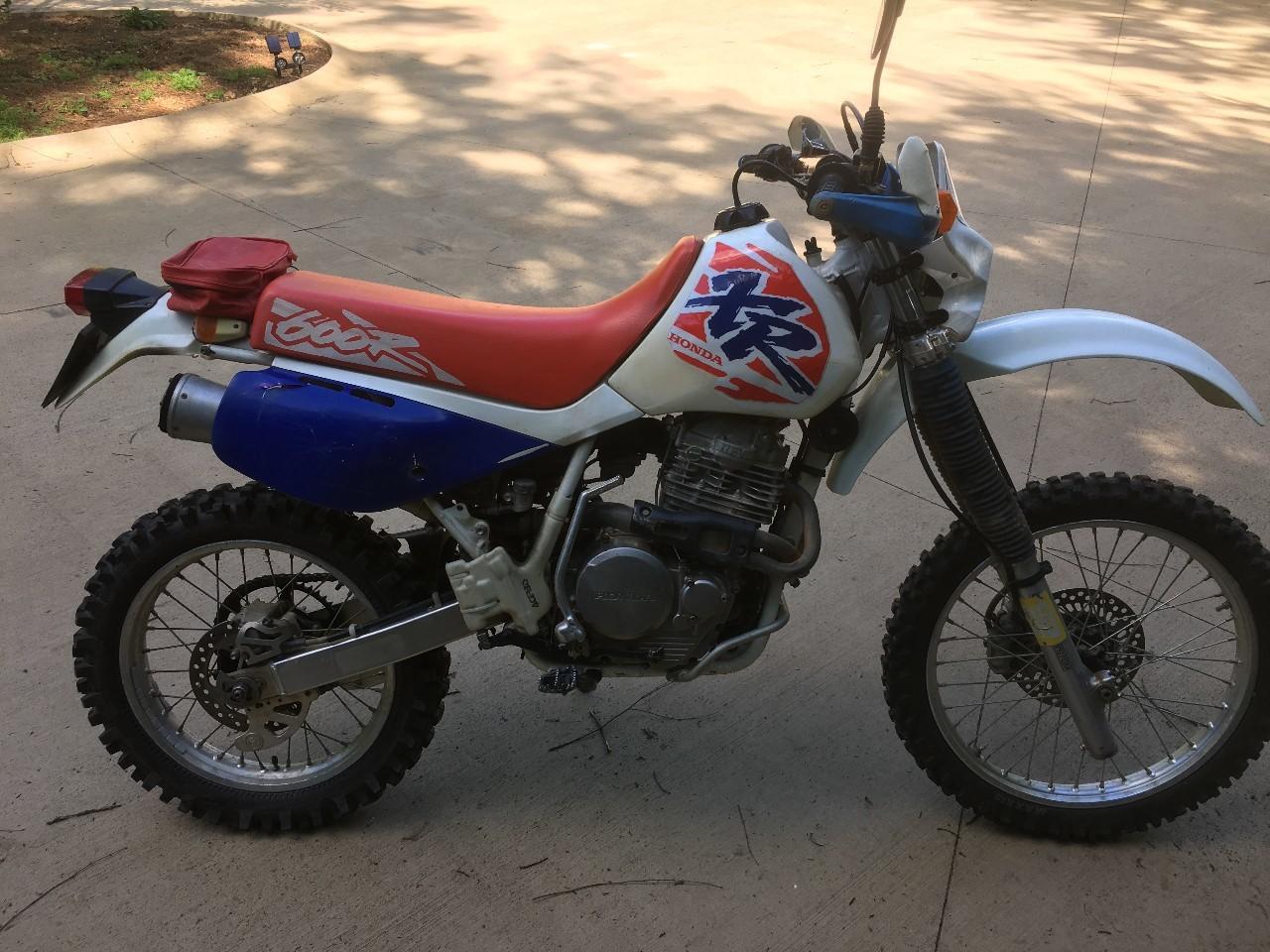 1994 Honda XR 600R