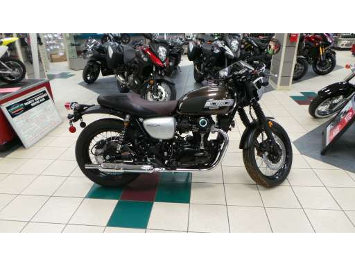2019 Kawasaki W800 Cafe For Sale in Fort Smith, AR - Cycle