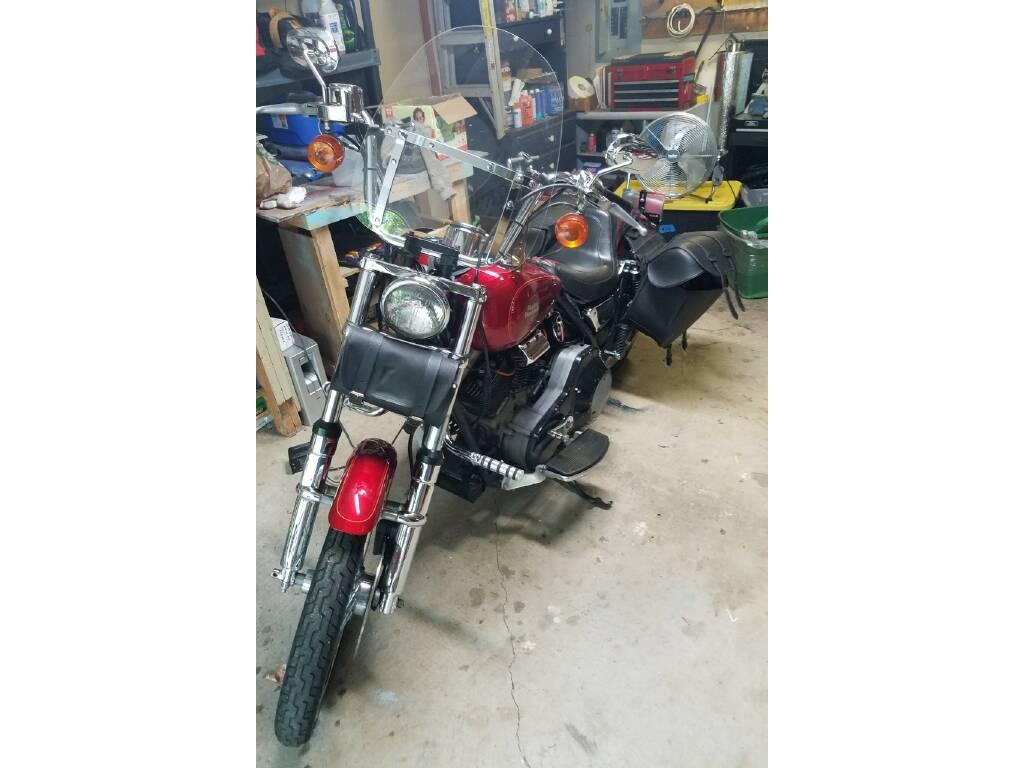 1989 Harley-Davidson FXR, Snellville GA - - Cycletrader com