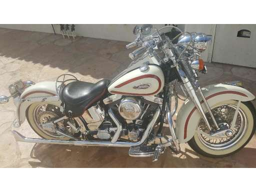 Used Harley Davidson Wheels >> Heritage Springer For Sale Harley Davidson Tires And