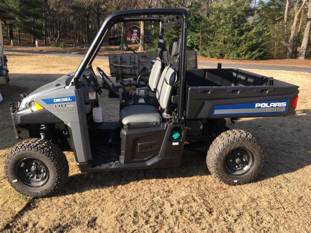 Brutus For Sale - Polaris Engines & Components ATVs - ATV Trader