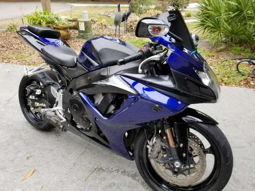 Gsx-R 750 For Sale - Suzuki Motorcycles - Cycle Trader