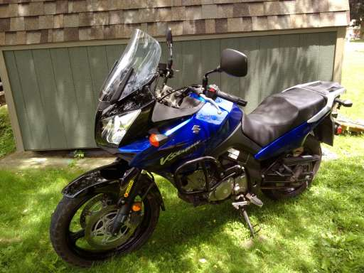 Awesome Used V Strom 650 For Sale Suzuki Other Motorcycles Cycle Gamerscity Chair Design For Home Gamerscityorg