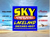 Sky Powersports Lakeland Logo