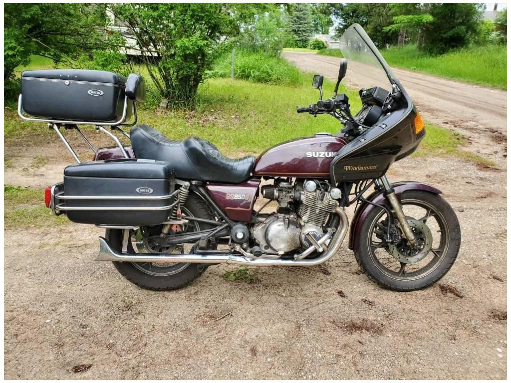 1980 Suzuki GS 850, Reed City MI - - Cycletrader com