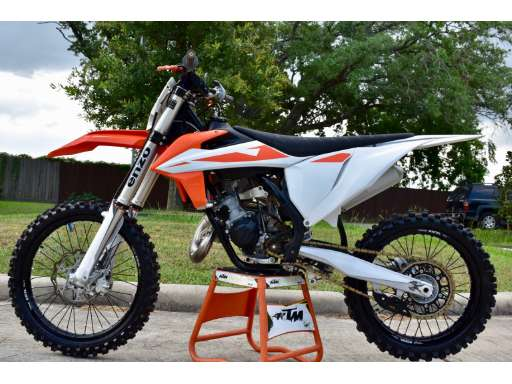 125 Sx For Sale - Ktm Motorcycles - Cycle Trader