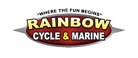 Rainbow Cycle & Marine Logo