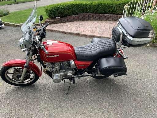 Kz 650 For Sale - Kawasaki 356953,Trailerss - ATV Trader