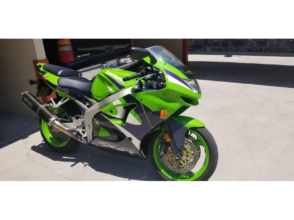 1999 Kawasaki Ninja Zx 6r Sun Valley Ca Cycletradercom