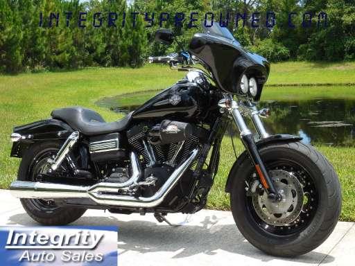 2010 Harley-Davidson Fat Bob For Sale in Port Orange, FL - Cycle Trader