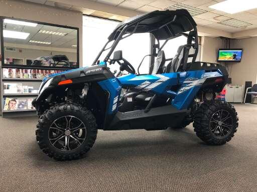 Bridgewater, MA - Zforce 800 Eps Trail For Sale - Cfmoto