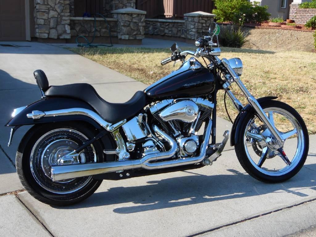 Harley Davidson Deuce >> 2002 Harley Davidson Softail Deuce Folsom Ca Cycletrader Com