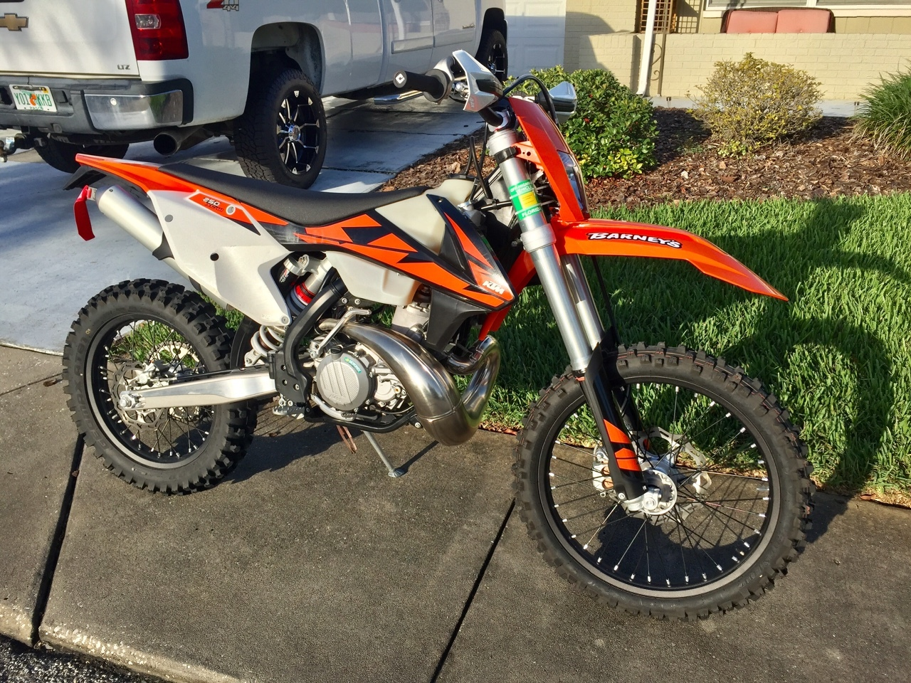 Used 250 Xc-W For Sale - Ktm British & European Motorcycles - Cycle