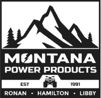 Montana Power Products - Ronan Logo