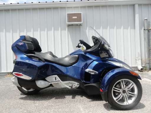 Florida Used Spyder For Sale Can Am Motorcycles Cycle Trader