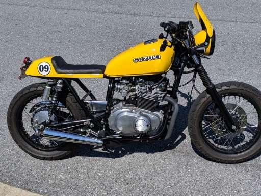 1982 suzuki gs 450