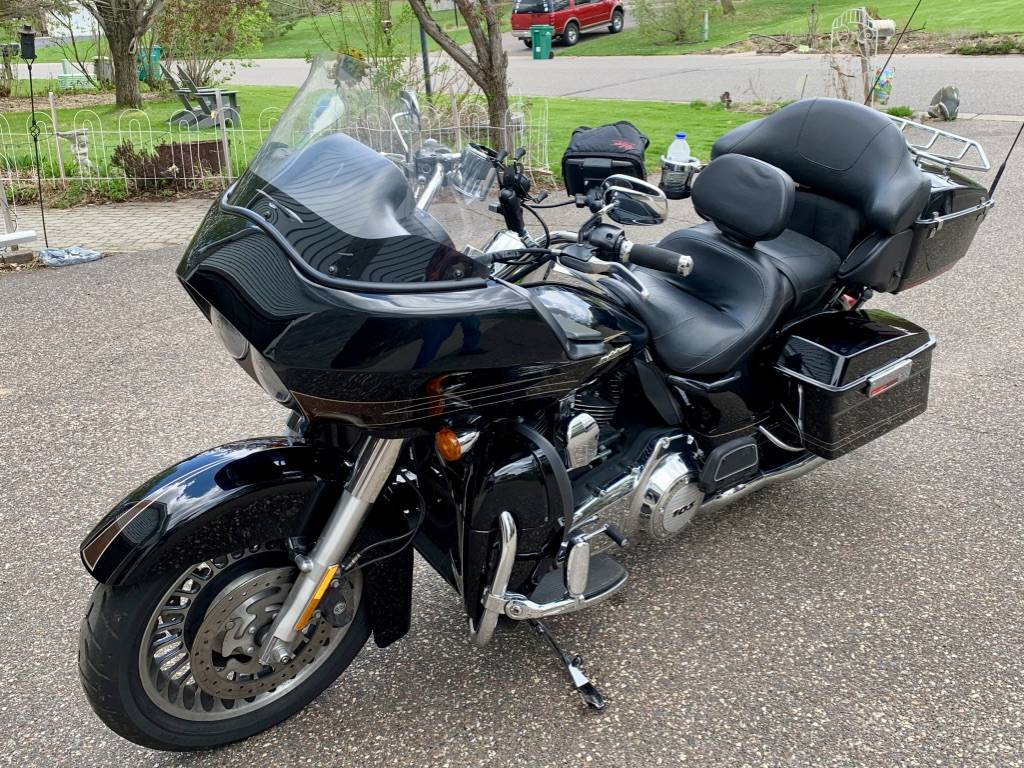 2013 Harley-Davidson ROAD GLIDE ULTRA, Stillwater MN - - Cycletrader com