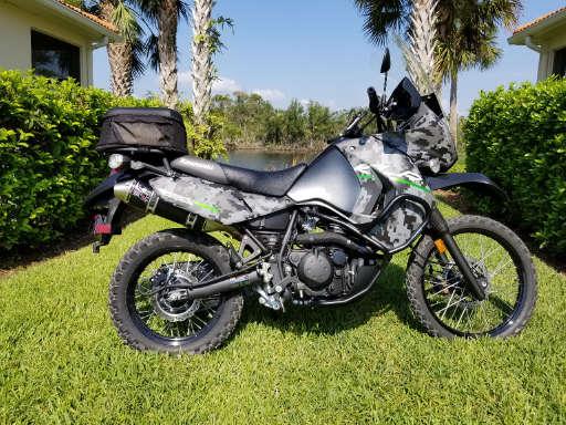 Klr 650 For Sale Kawasaki Motorcycles Cycle Trader