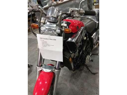 Vmax 1200 For Sale - Yamaha Motorcycle,ATV Four Wheeler,Side