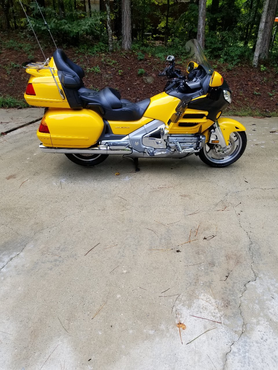 Georgia - Gold Wing 1800 For Sale - Honda Motorcycle