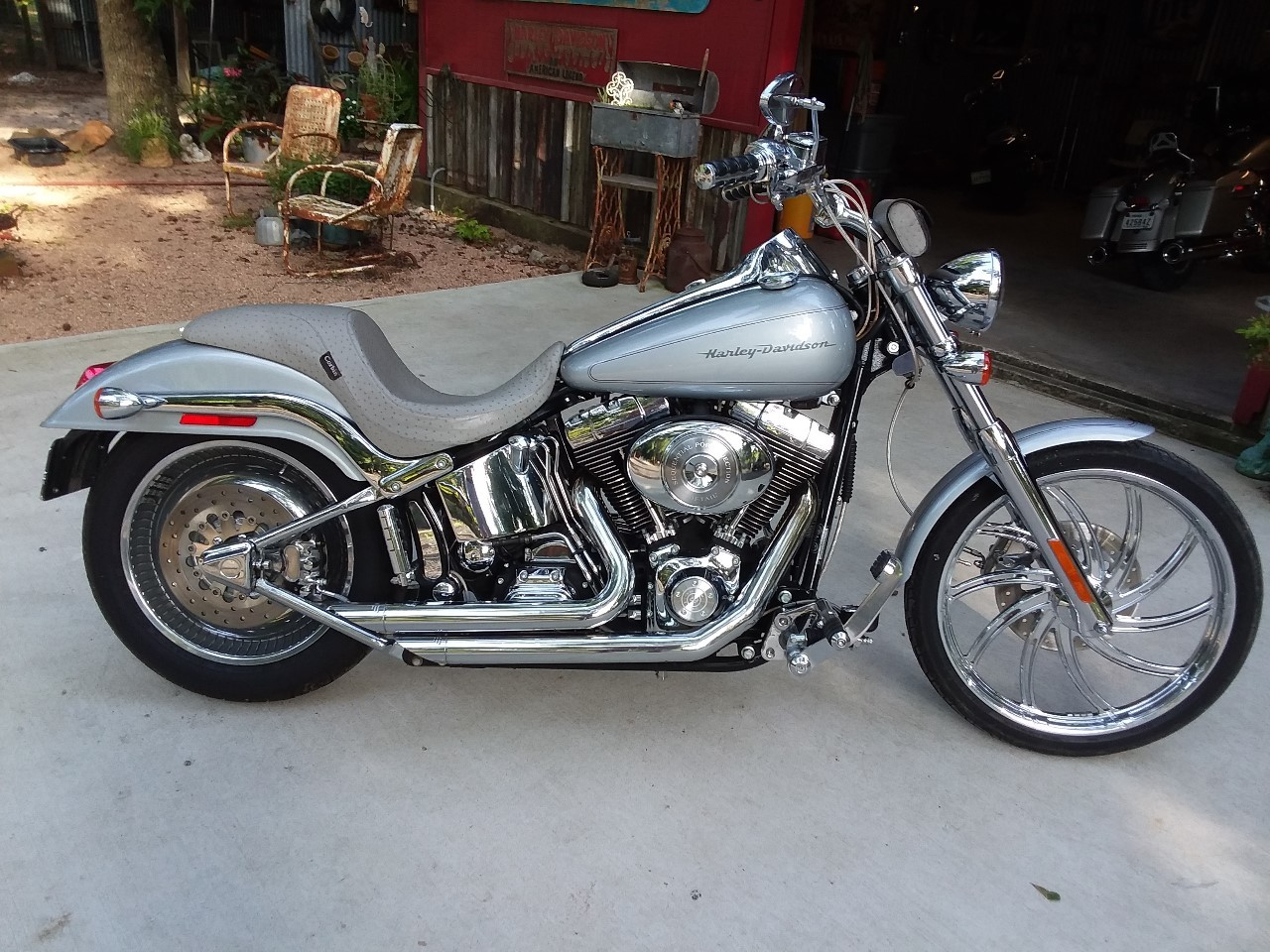 Softail Rocker C For Sale - Harley-Davidson Custom Motorcycles