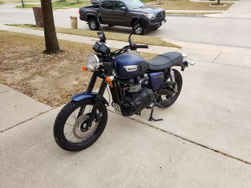 2014 Scrambler For Sale - Triumph Motorcycles - Cycle Trader