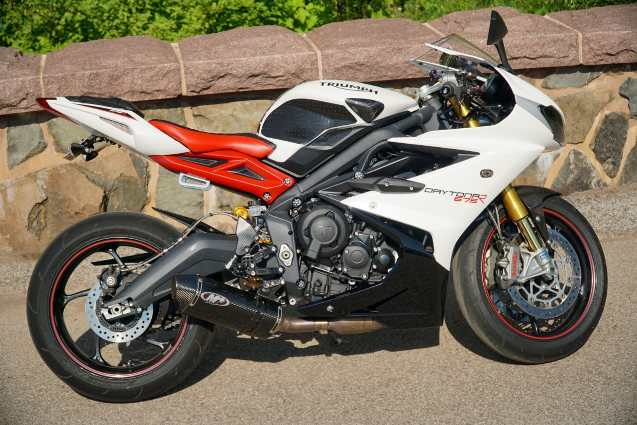 Daytona 675R Abs For Sale - Triumph Motorcycle,Trailerss - PWC Trader