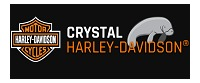 Crystal Harley-Davidson Logo