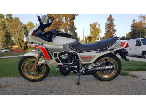 Cx 500 Deluxe For Sale - Honda Motorcycles - Cycle Trader