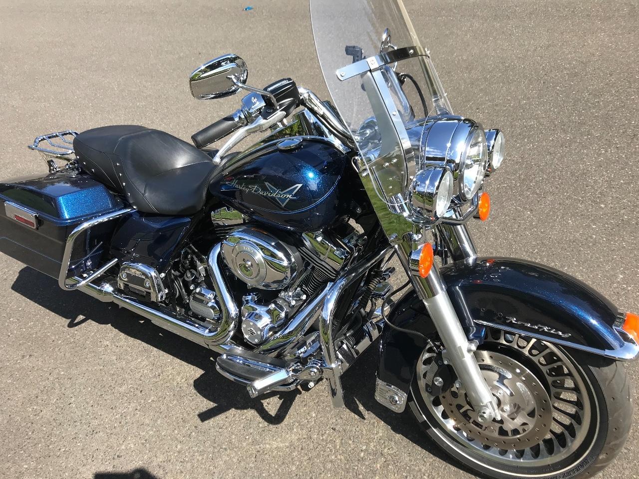 Road King Flhr Gangsta Cholo Style For Sale - Harley Davidson