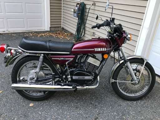 RD350 For Sale - Yamaha Motorcycles - Cycle Trader