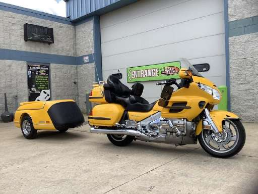 Gold Wing 1800 For Sale - Honda Motorcycle,Trailerss - ATV
