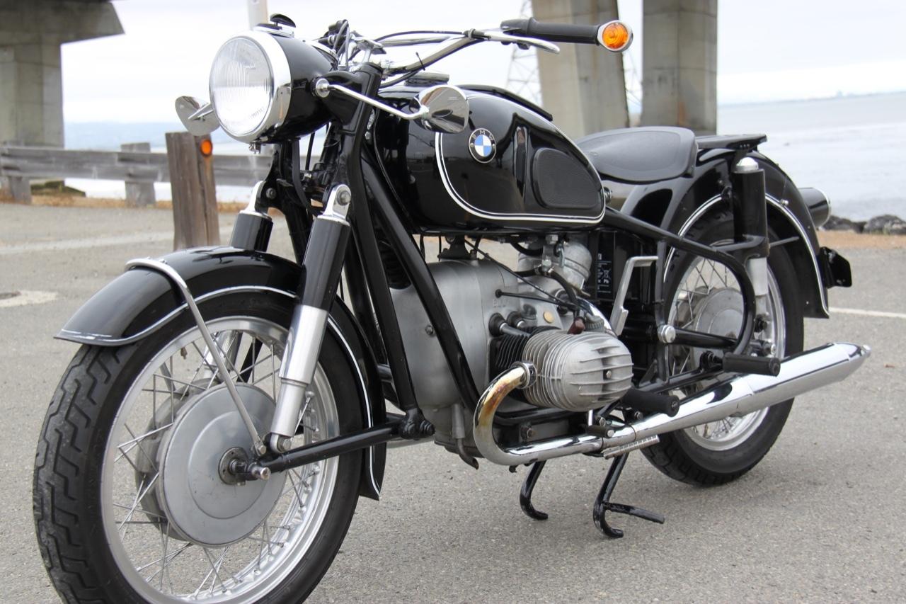 1962 BMW R 60 /2