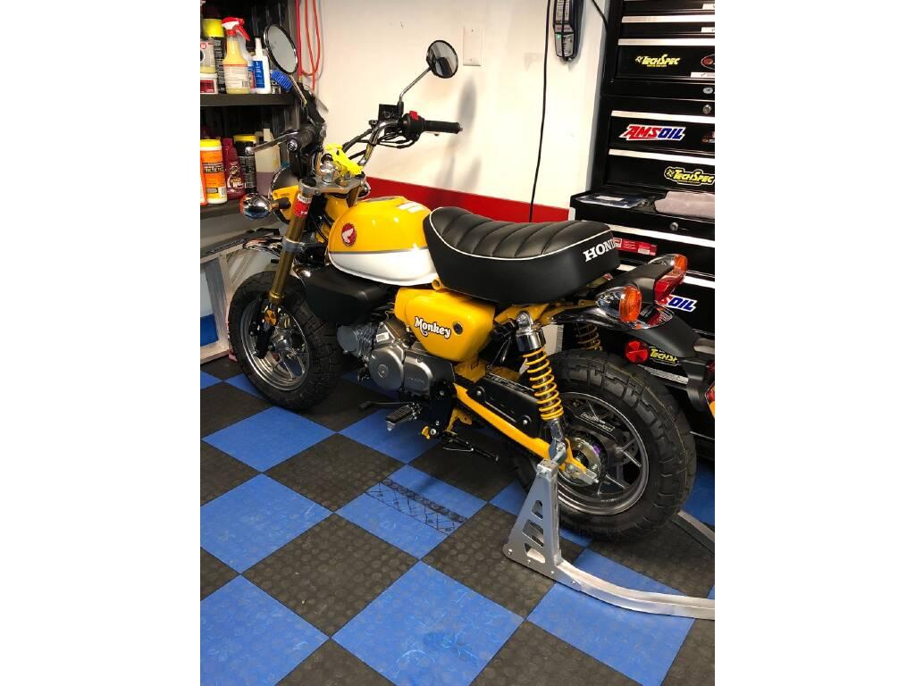 2019 Honda Monkey 125 Greenwood Lake Ny Cycletrader Com