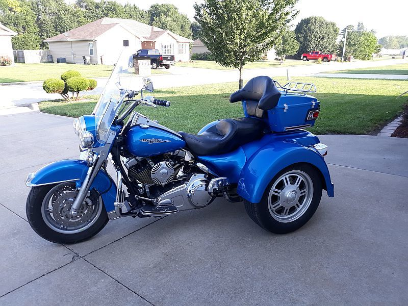 Harley-Davidson For Sale - Harley-Davidson Trike Motorcycles - Cycle