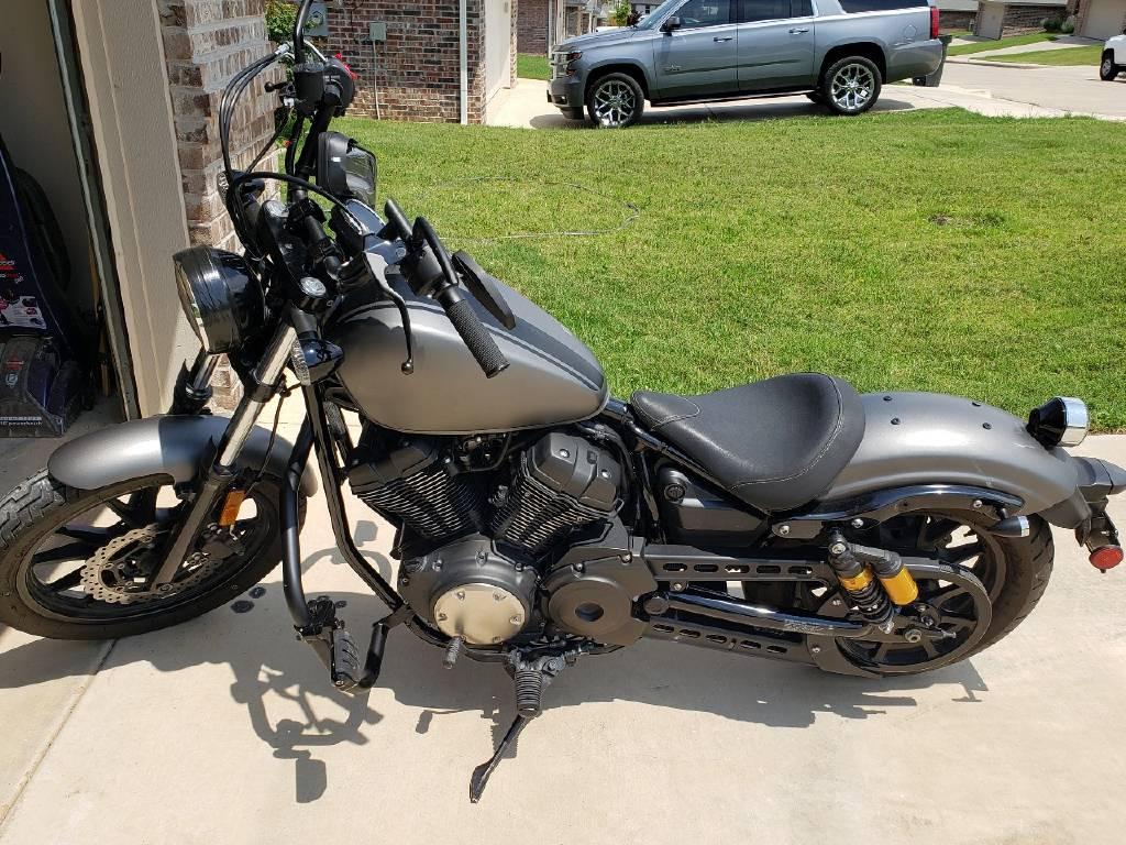 2014 Yamaha BOLT R-SPEC, Weatherford TX - - Cycletrader com