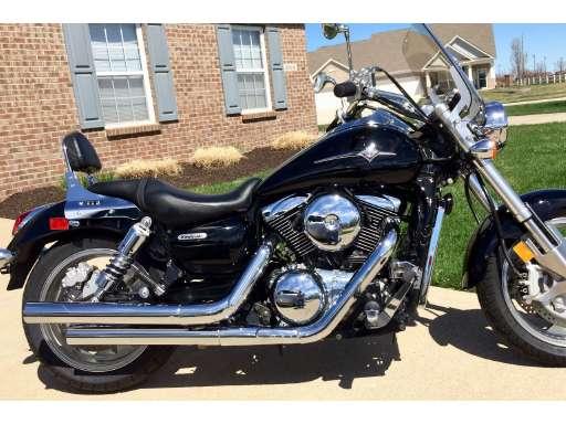 Vulcan 1600 Mean Streak For Sale - Kawasaki Motorcycles - Cycle Trader
