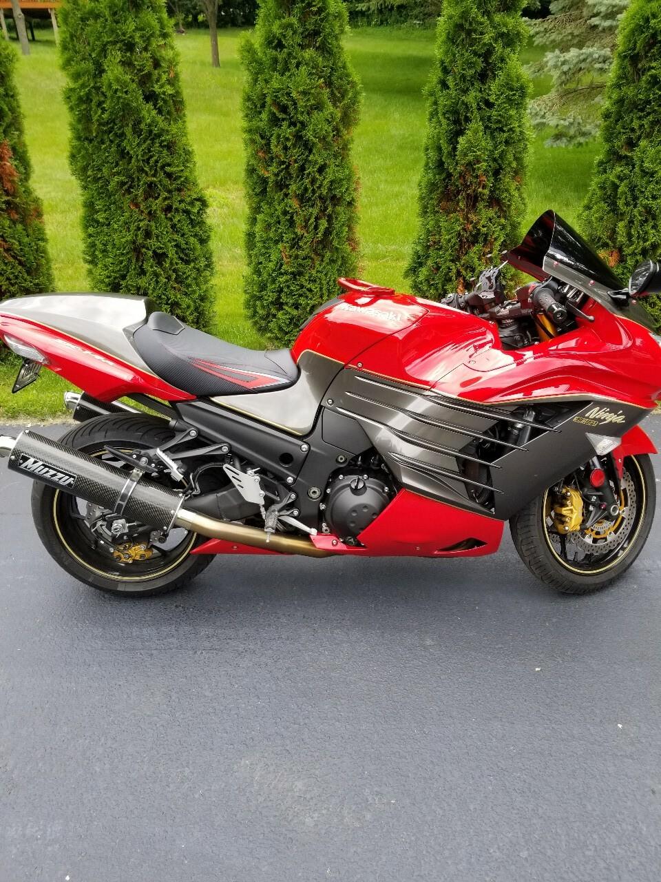Ninja ZX--14 For Sale - Kawasaki Motorcycles - Cycle Trader