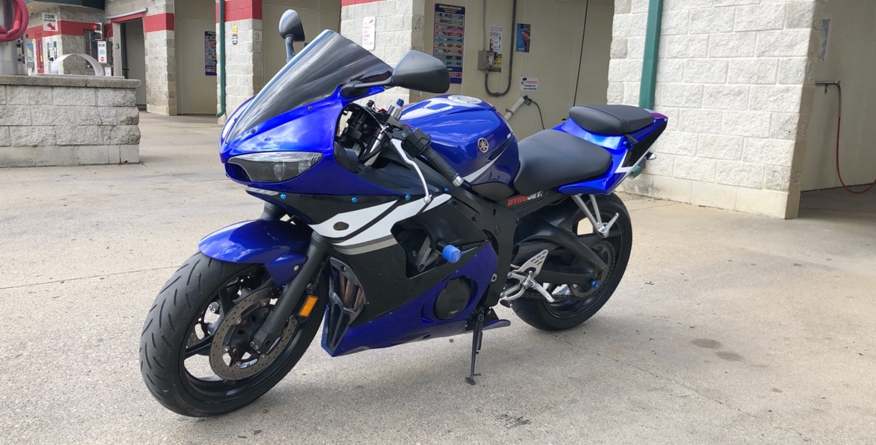 Used Yzf R6 For Sale - S Motorcycle,ATV Four Wheeler,Side by
