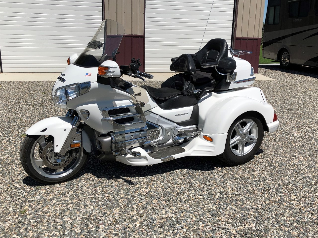 Goldwing GL1800 Roadsmith Hts With Running Boards For Sale