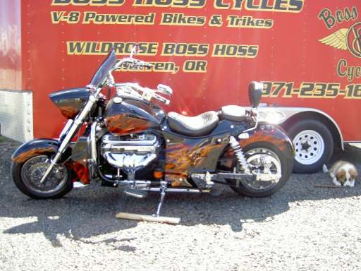 Boss Hoss For Sale - Boss Hoss Motorcycles - Cycle Trader
