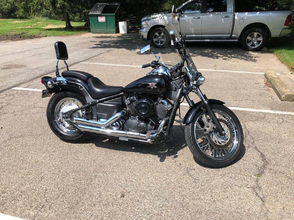 2006 Yamaha V STAR 650 CUSTOM, Triadelphia PA - - Cycletrader com