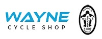Wayne Cycle Shop Logo
