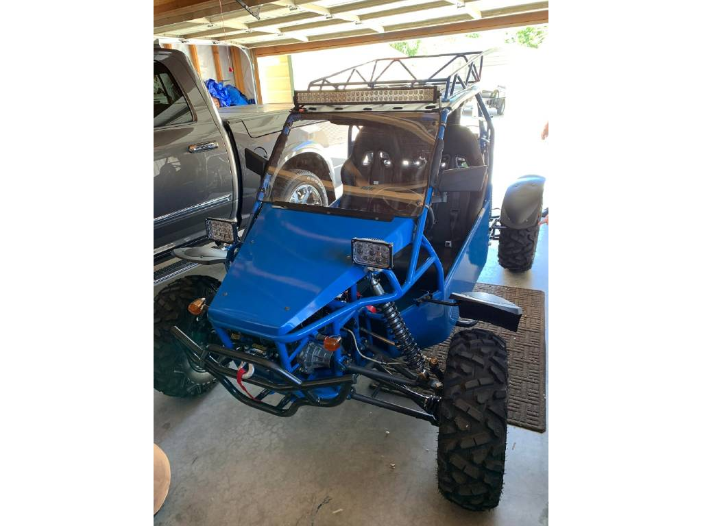 2018 BMS POWERBUGGY 800CC, Bishop CA - - ATVTrader com