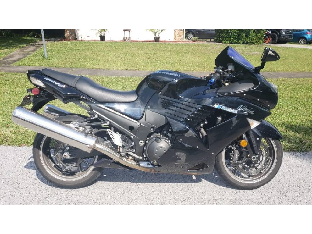 2008 Kawasaki NINJA ZX-14R, Ocala FL - - Cycletrader com