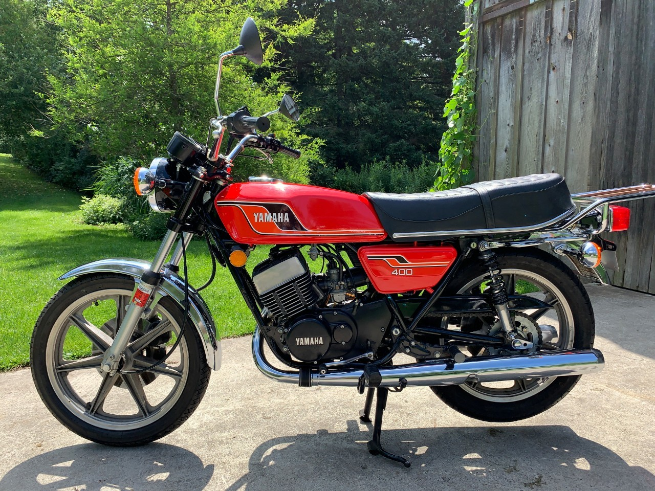 RD400 For Sale - Yamaha 356953,ATV Four Wheeler,Side by Side