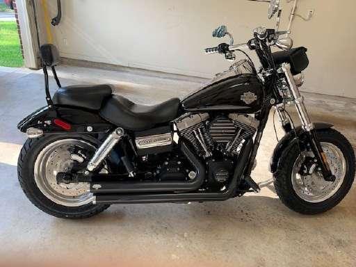 Fat Bob For Sale - Harley-Davidson Motorcycle,Trailers - ATV