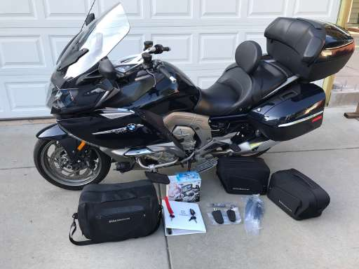 Minnesota - K 1600 Gtl Exclusive For Sale - BMW Motorcycle