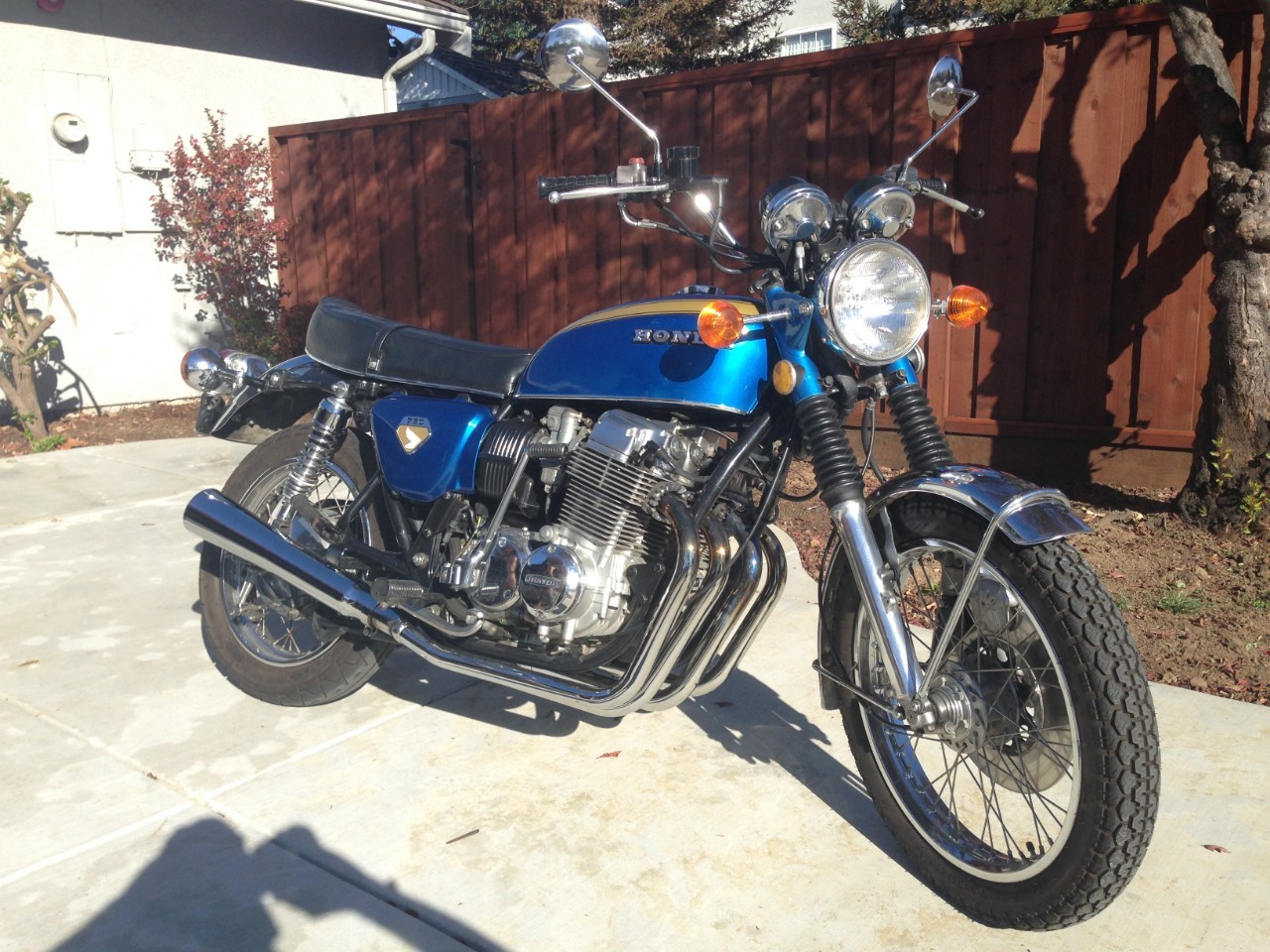 CB360 For Sale - Honda Classic / Vintage Motorcycles - Cycle